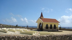 Alto Vista Chapel in north-western Aruba