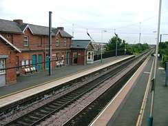 Chester-le-Street Railway Station
