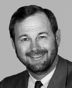 A picture of Rohrabacher from the 105th Congress's directory (1997)