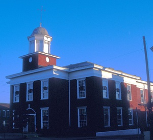 Granville County Courthouse