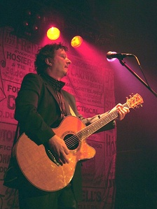 Glenn Tilbrook at the Picturedrome, Yorkshire on 19 May 2007