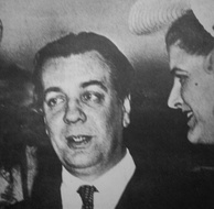 Borges in the 1940s