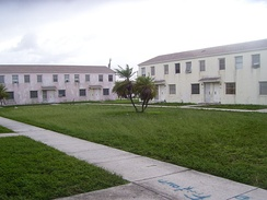 Part of the film was shot in the Liberty Square housing project