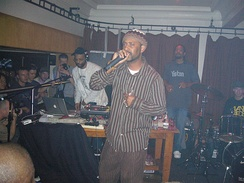 Madlib at Stones Throw Records special, December 4, 2005