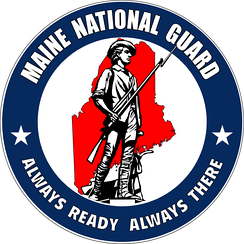 Seal of the Maine National Guard