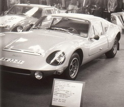 RS 1000 at Dresden Auto Show 1981.