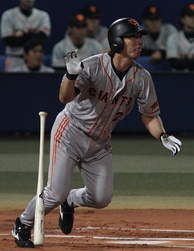 Michihiro Ogasawara hit the only cycle in Nippon Professional Baseball during 2008.