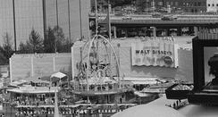 The attraction debuted at the 1964 New York World's Fair.