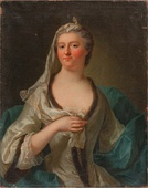 Marie Isabelle de Rohan, Duchess of Tallard died 5 January