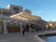 The Scottish Parliament was created through the 1997 Scottish devolution referendum.