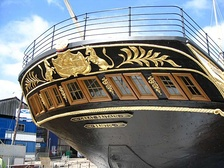 July 19: SS Great Britain launch