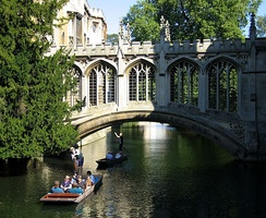 The Bridge of Sighs at St John's College