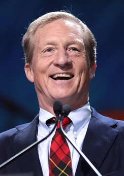 Tom Steyer, hedge-fund manager of NextGen America