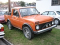 VAZ-2121 customized to Truck.