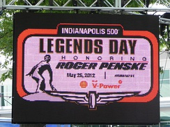 Legends Day in 2012