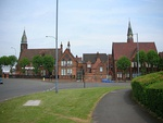 The Bordesley Centre (former Camp Hill Boys' and Girls' schools)