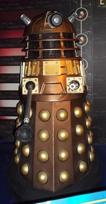 A Dalek at the Doctor Who Experience, Cardiff
