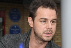 Danny Dyer was cast as Mick Carter in 2013.