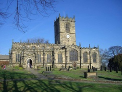 The Parish Church of St Mary, Ecclesfield