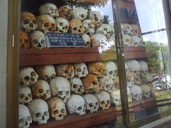 The Ba Chuc massacre was perpetrated by the Kampuchean Revolutionary Army during one of their attacks on Vietnam in 1978