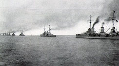 Battleships of the Hochseeflotte, 1917