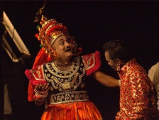 Koothu is an ancient form of performing art that originated in early Tamilakam.