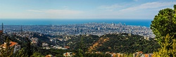 Panoramic View Of Beirut From Broumana 2016.jpg