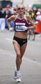 Paula Radcliffe, three-time London Marathon winner