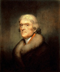 "Thomas Jefferson, the third President of the United States (1801–1809) believed that the acquisition of the Canadas was a ""mere matter of marching""."