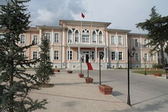 The governor's office in Tekirdağ