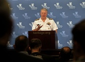Chief of Naval Operations (CNO) Admiral Gary Roughead speaks at The Heritage Foundation.