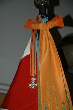 Military William Order awarded to the Polish 1st Independent Parachute Brigade, 31 May 2006