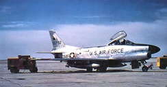 94th Fighter-Interceptor Squadron F-86D[note 1]