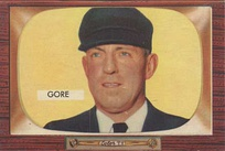 Artie Gore was a flashy infielder for Barnstable's 1934 CCBL champs, and went on to a ten-year umpiring career in the National League.