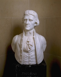President of the Senate Thomas Jefferson