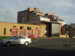 Kirkstall Road fire station
