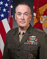 Joseph Dunford,  19th Chairman of the Joint Chiefs of Staff