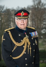 General Sir Peter Wall (Head of the British Military)