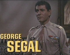 Segal in the trailer for Lost Command