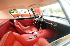 250 GT Berlinetta SWB interior
