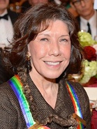 Lily Tomlin received two nominations in the category for her appearances in Homicide: Life on the Streets and Damages.