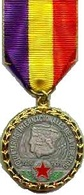 Spanish Civil War Medal awarded to the International Brigades