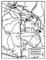 Map 6:Movement from Spotsylvania to the North Anna: Evening 21–22 May 1864.