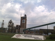 Complejo Petroquimico Moron