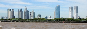 Puerto Madero currently represents the largest urban renewal project in the city of Buenos Aires. Having undergone an impressive revival in merely a decade, it is one of the most successful recent waterfront renewal projects in the world.[70]