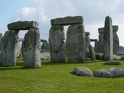 Some megaliths are believed to have religious significance.