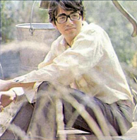Van Dyke Parks, Brian's lyricist and collaborator for the unfinished album Smile