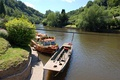 Water transport at Symonds Yat