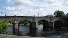 Wetherby Bridge (20th June 2012).JPG