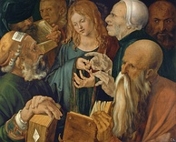 Christ among the Doctors (1506), Thyssen-Bornemisza Museum